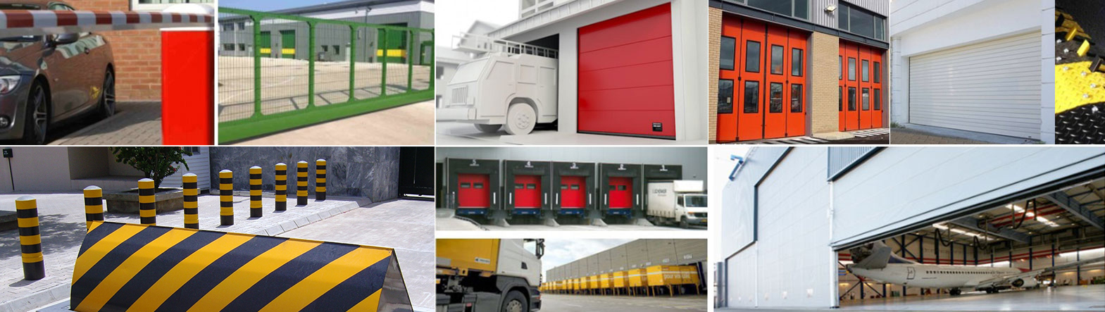 Rumaillah Group gate barriers and warehouse equipement